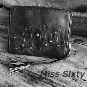 Miss Sixty Leather Wallet